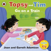 Topsy and Tim: Go on a Train, Paperback Book