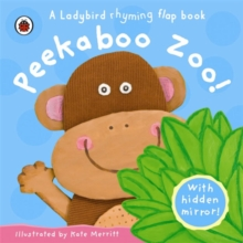 Peekaboo Zoo, Board book Book