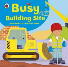 Busy Building Site, Board book Book