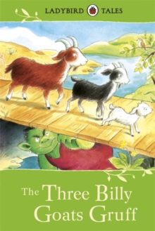 Ladybird Tales: The Three Billy Goats Gruff, Hardback Book