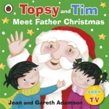 Topsy and Tim: Meet Father Christmas, Paperback Book