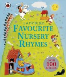 Ladybird Favourite Nursery Rhymes, Hardback Book