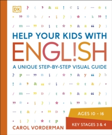 Help Your Kids with English : A Unique Step-by-Step Visual Guide, Paperback Book
