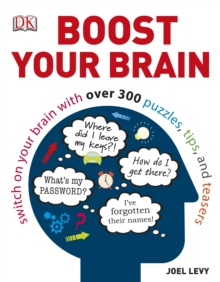Boost Your Brain, Paperback Book