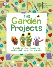RHS Garden Projects, Hardback Book