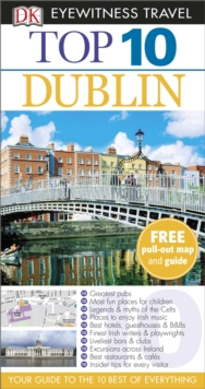 Top 10 Dublin, Paperback Book