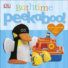 Peekaboo! Bathtime, Board book Book