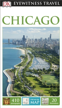 DK Eyewitness Travel Guide: Chicago, Paperback Book