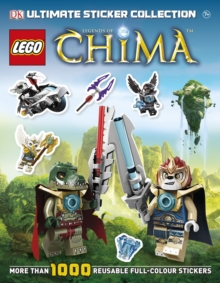 LEGO Legends of Chima Ultimate Sticker Collection, Paperback Book