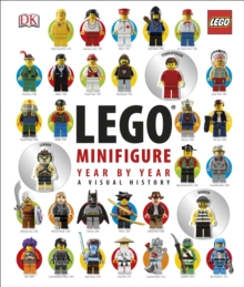 LEGO (R) Minifigure Year by Year A Visual History : With two Minifigures, Hardback Book
