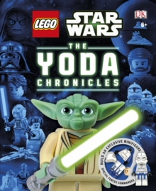 LEGO (R) Star Wars the Yoda Chronicles : With Minifigure, Hardback Book