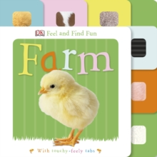 Feel and Find Fun Farm, Board book Book