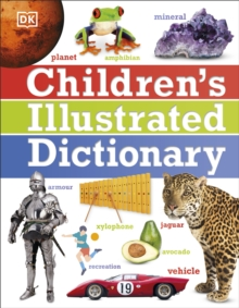 Children's Illustrated Dictionary, Hardback Book