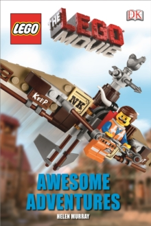 The Lego Movie Awesome Adventures, Hardback Book