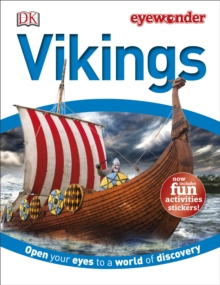 Vikings, Hardback Book