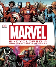 Marvel Encyclopedia (updated edition), Hardback Book