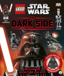 LEGO Star Wars the Dark Side, Hardback Book