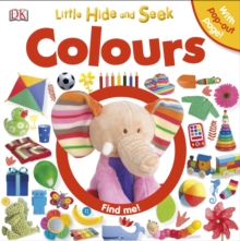 Little Hide and Seek Colours, Board book Book