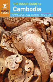 The Rough Guide to Cambodia, Paperback Book