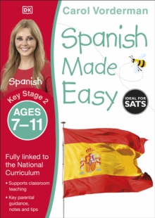 Spanish Made Easy, Paperback Book