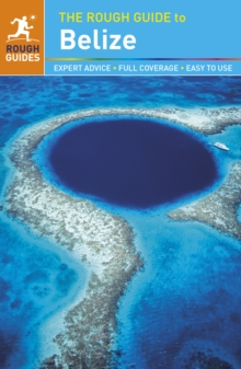 The Rough Guide to Belize, Paperback Book