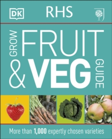 RHS Grow Fruit and Veg, Paperback Book