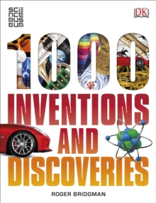 1000 Inventions and Discoveries, Paperback Book