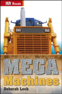Mega Machines, Hardback Book