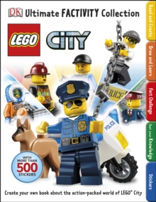 LEGO (R) City Ultimate Factivity Collection, Paperback / softback Book