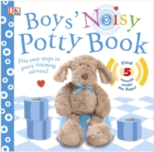 Boys' Noisy Potty Book, Board book Book