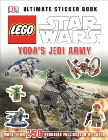 LEGO (R) Star Wars (TM) Yoda's Jedi Army Ultimate Sticker Book, Paperback Book