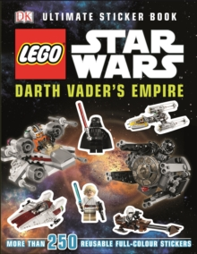 LEGO (R) Star Wars (TM) Darth Vader's Empire Ultimate Sticker Book, Paperback Book