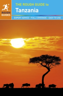 The Rough Guide to Tanzania, Paperback / softback Book