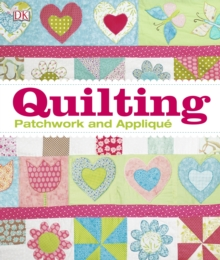 The Quilting : Patchwork and Applique, Hardback Book