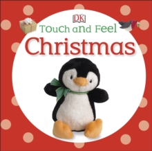 Touch and Feel Christmas, Board book Book