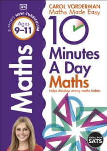 10 Minutes a Day Maths Ages 9-11 Key Stage 2, Paperback / softback Book