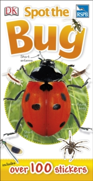 RSPB Spot the Bug, Paperback Book