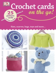 On the Go Crochet, Cards Book