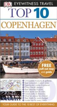Top 10 Copenhagen, Paperback Book