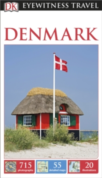 DK Eyewitness Travel Guide Denmark, Paperback Book