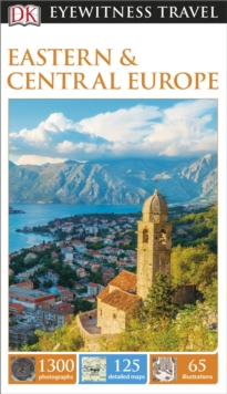 DK Eyewitness Travel Guide Eastern and Central Europe, Paperback Book