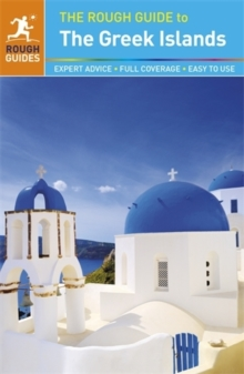 The Rough Guide to the Greek Islands, Paperback Book