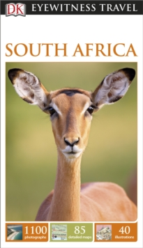 DK Eyewitness Travel Guide South Africa, Paperback Book