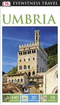 DK Eyewitness Travel Guide Umbria, Paperback Book