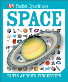 DK Pocket Eyewitness Space, Hardback Book