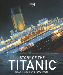 Story of the Titanic, Hardback Book