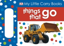 My Little Carry Book Things That Go, Board book Book