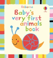 Baby's Very First Book of Animals, Board book Book