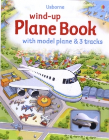 Wind-Up Plane Book, Novelty book Book