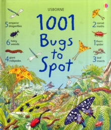 1001 Bugs Things to Spot, Hardback Book